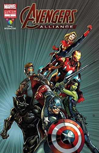 MARVEL (ComiXology): Comics digitales de Vengadores y Jessica Jones