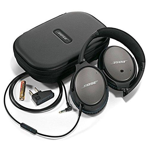 Bose QuietComfort 25 Auriculares con cancelación de ruido acústico
