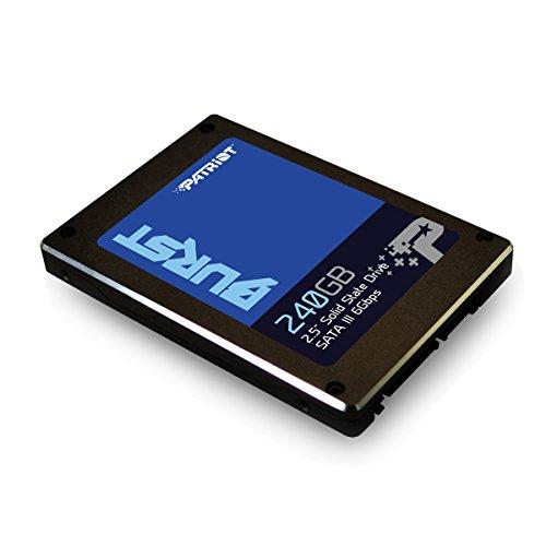 "SSD Patriot Memory Burst 240GB 2.5"" SATA III"