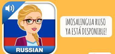 Aprender ruso con MosaLingua[Premium]