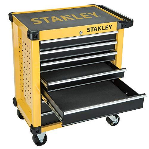 STANLEY STMT1-74306 - Carro metálico para taller 7 cajones
