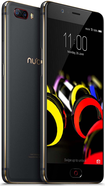 Nubia M2 4GB RAM 64 GB solo 123€