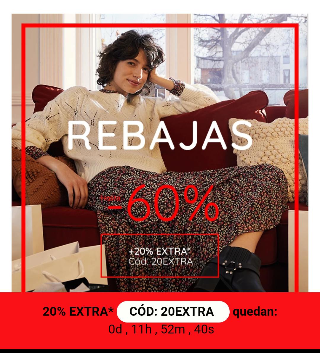 LA REDOUTE. -20% EXTRA