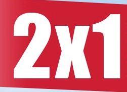 2X1 en todos los Neumáticos (Firestone,Pirelli, Michelin y Doublestar) Incluye Montaje