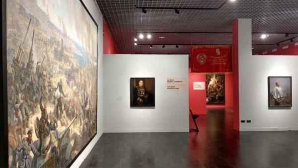 Puertas Abiertas en el Museo Ruso Málaga