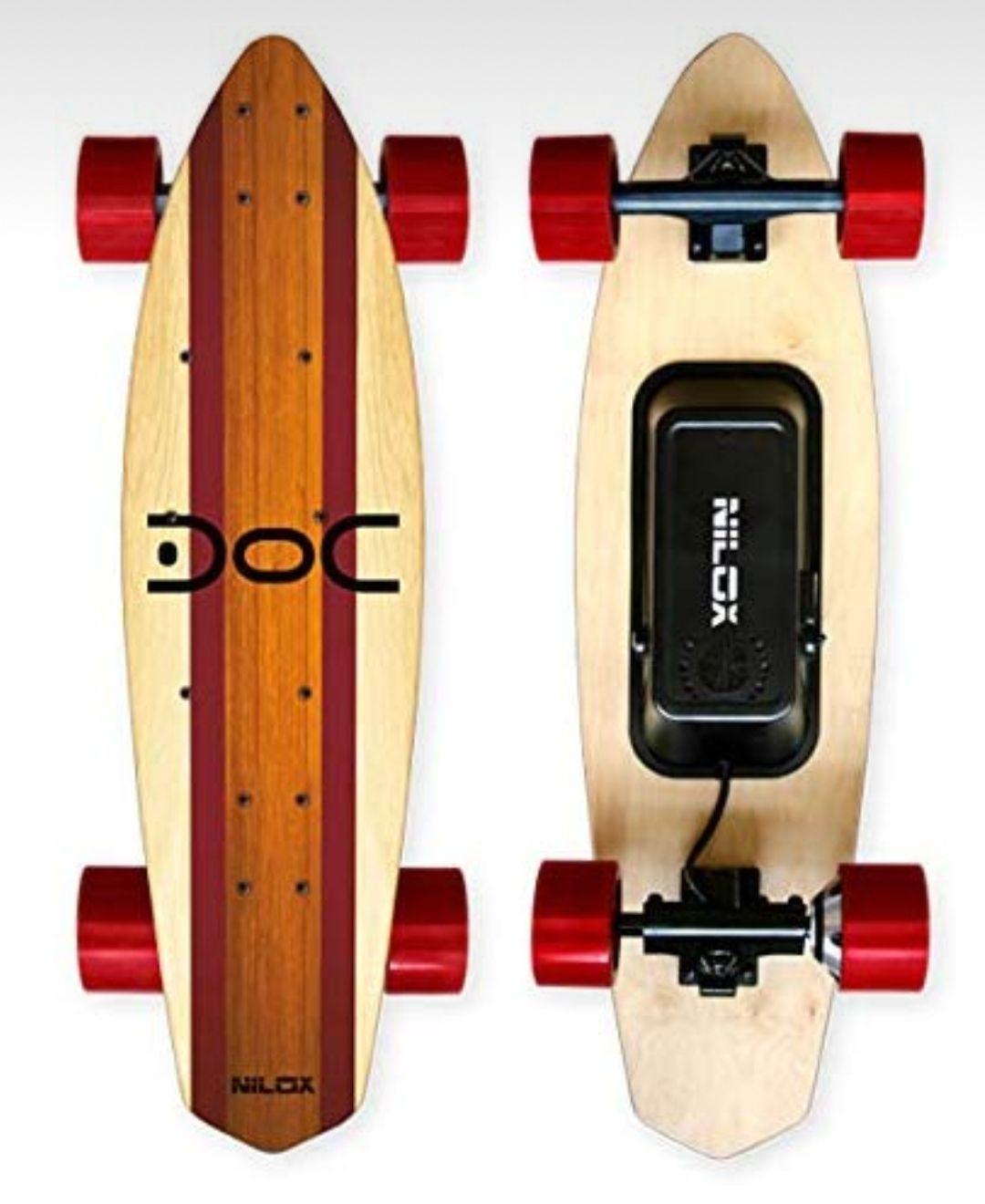 Skate NILOX a precio chollazo