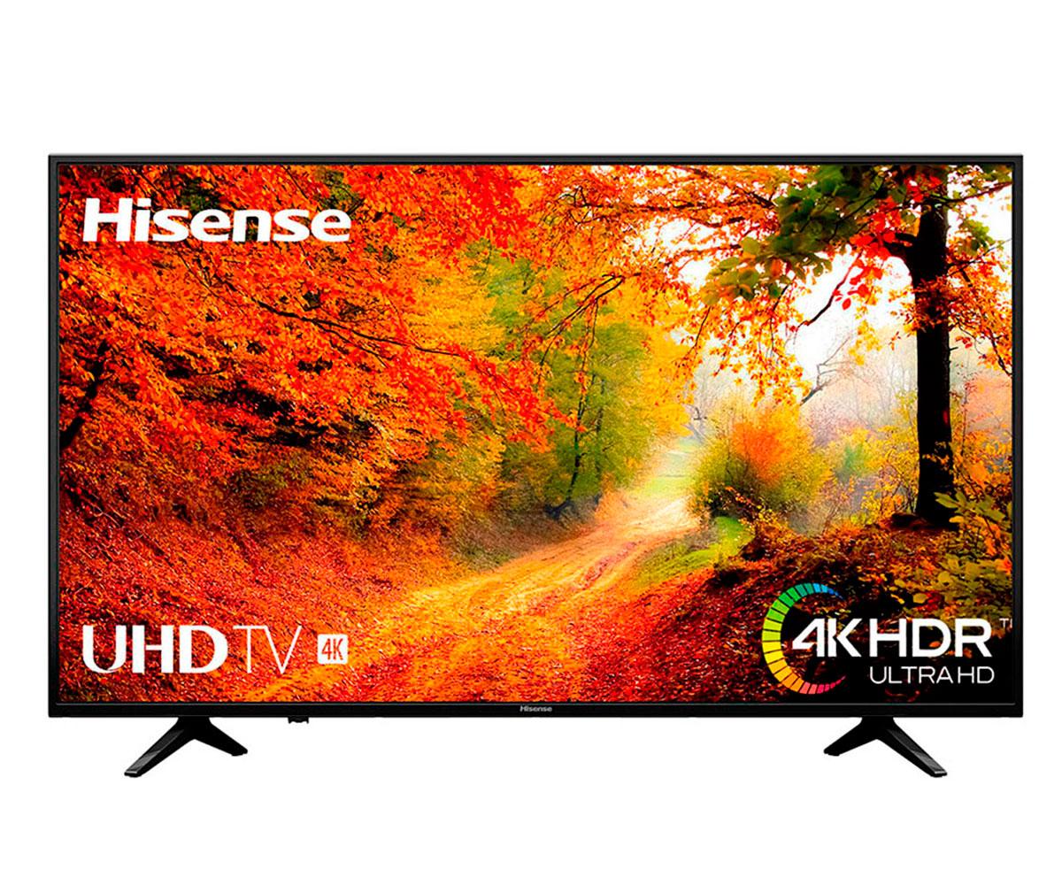 HISENSE H43A6140 LED UHD 4K HDR SMART TV