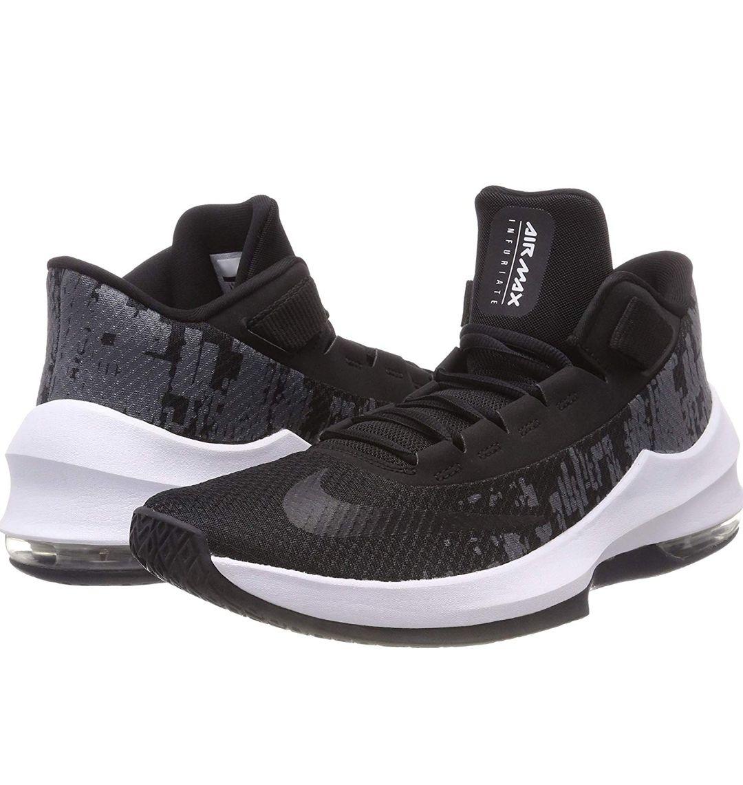 Nike Air MAX Infuriate 2 Mid, Baloncesto