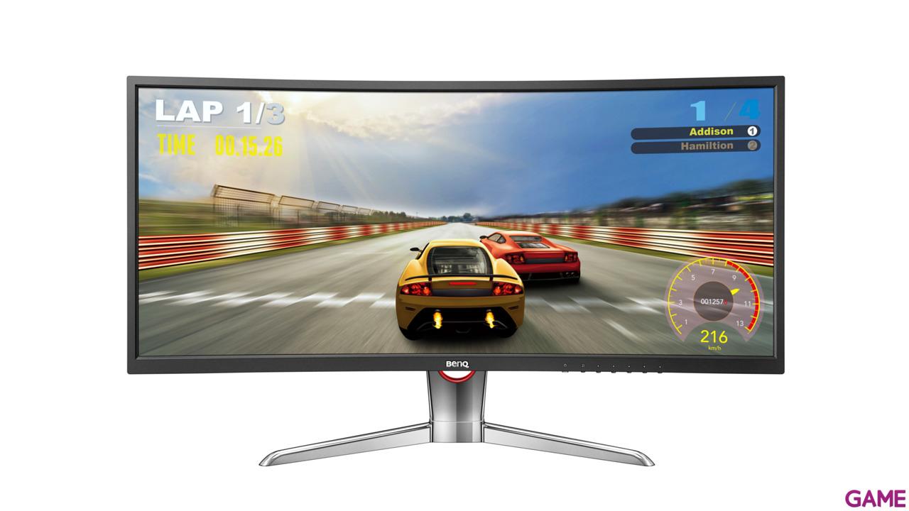 """BENQ XR3501 Monitor de 35"""" 144Hz CURVO"""