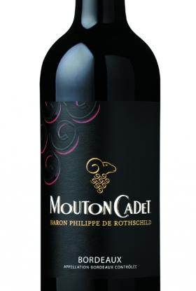 2 botellas Mouton Cadet Bordeaux 2015 (sólo hoy)