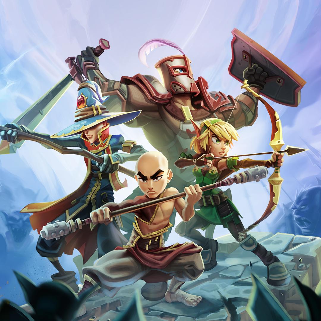 Consigue 500 gemas GRATIS para Dungeon Defenders II en Steam o Xbox One.