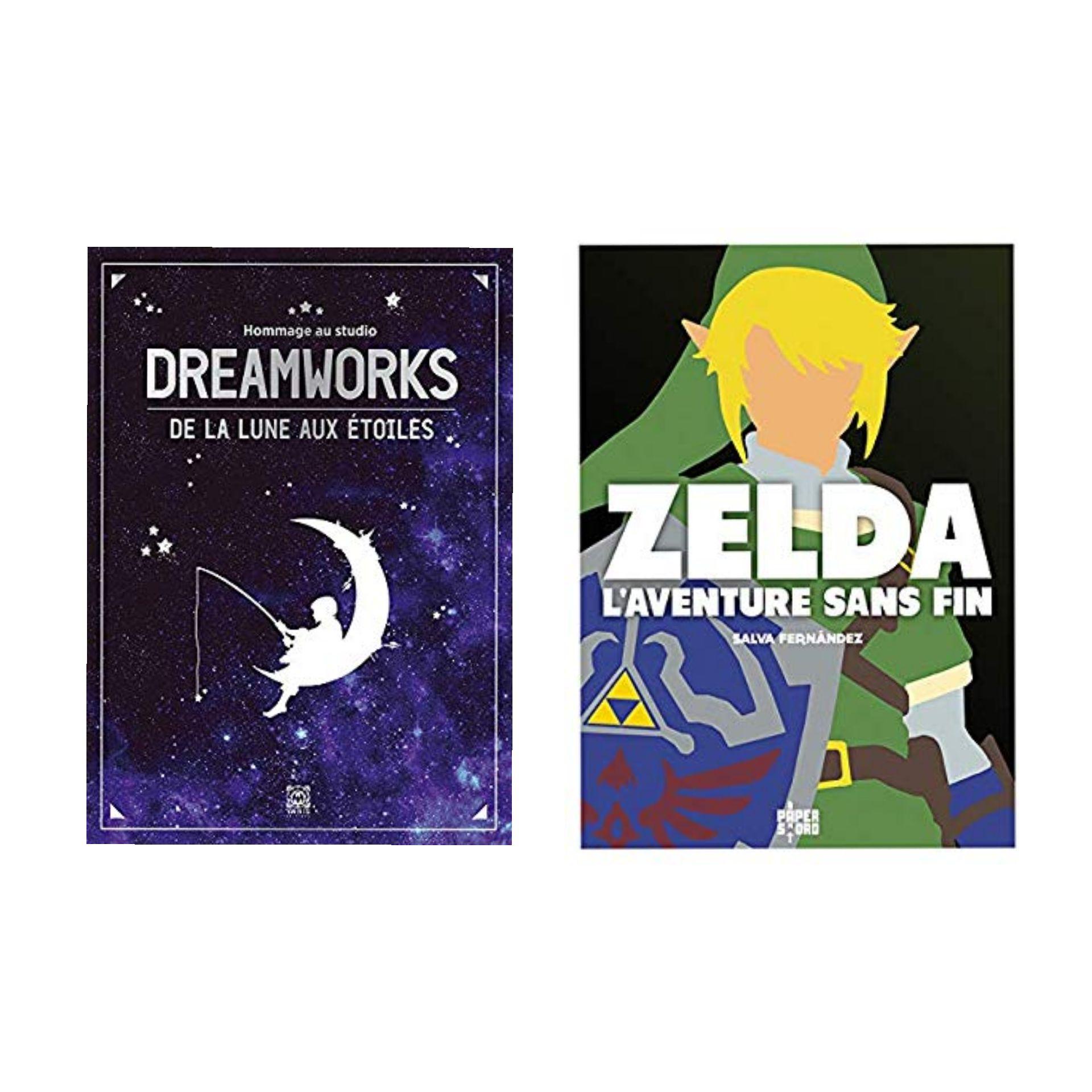 Dreamworks y Zelda a 1 céntimo [Prime libro físico]