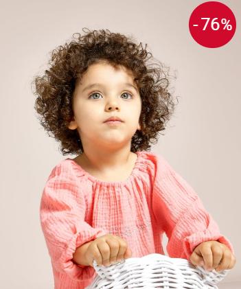 Ropa y calzado de niños desde 5,99€ en Zara Home
