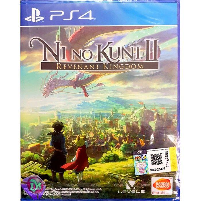 Ni No Kuni 2 para Ps4 por 14 euros