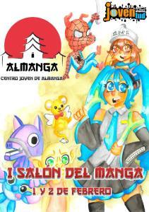 ATENCION FRIKIAMIGOS, SALON DEL MANGA GRATIS EN ALMANSA
