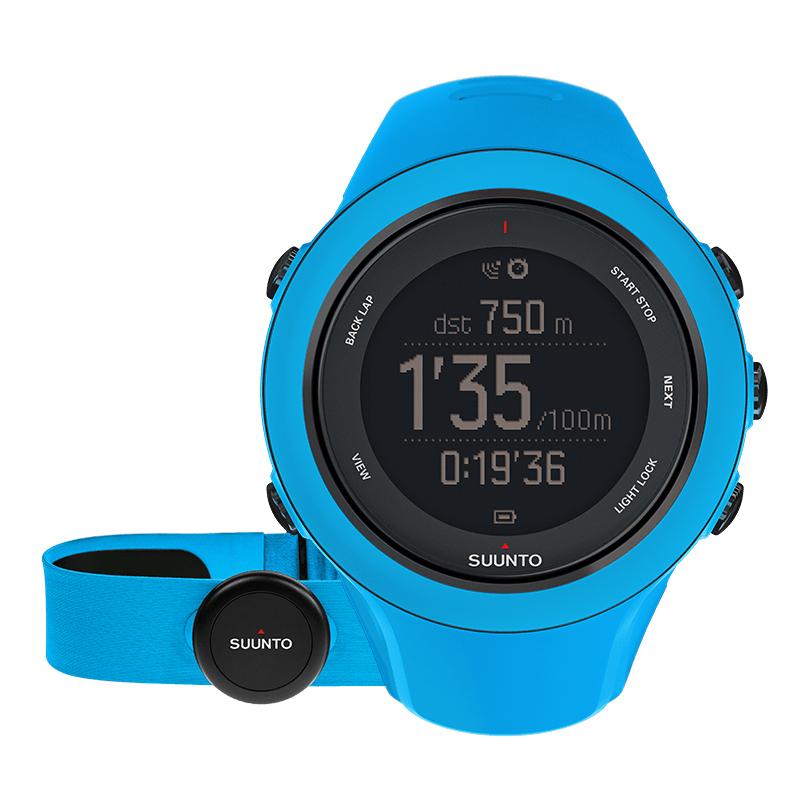 Ofertas pulsómetros GPS running con descuento hasta del 46%. Marcas Garmin, Suunto y Polar