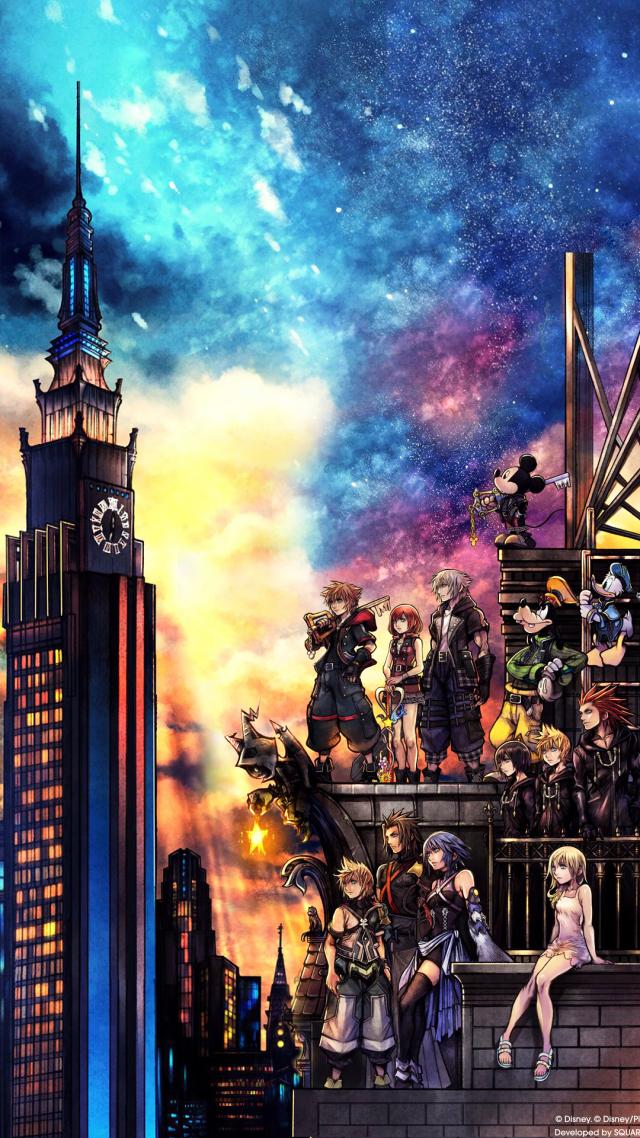 El mejor precio para Kingdom Hearts 3