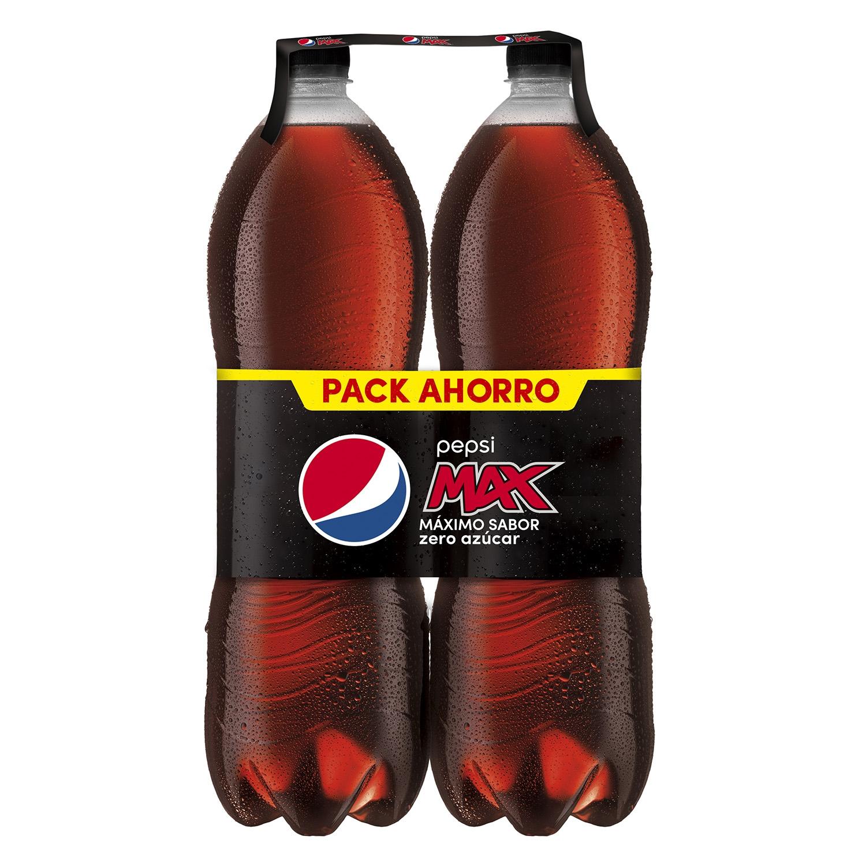 24 Litros de Pepsi Max por solo 1,35 euros! (cheque ahorro)