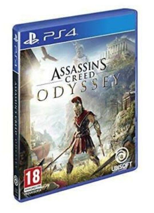 Assassin's Creed Odyssey -  Edición estándar PS4 Fisico