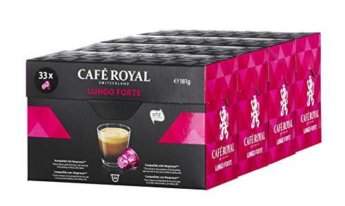 132 cápsulas de café Royal a muy buen precio