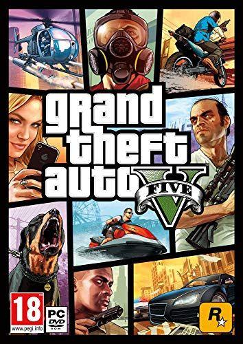 *MÍNIMO HISTÓRICO* GTA V PC (Gran Theft Auto V)