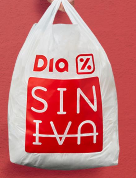 DIA (Tiendas físicas) - Día sin Iva - Viernes 26 Enero
