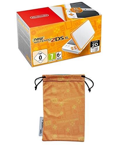 New Nintendo 2DS XL + Bolsa de microfibra