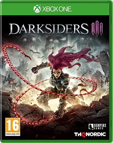 Darksiders III - PS4 y Xbox One (Mínimo Histórico)