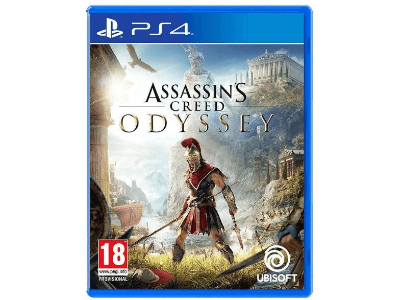 Assassins Creed Odyssey PS4 en Mediamarkt