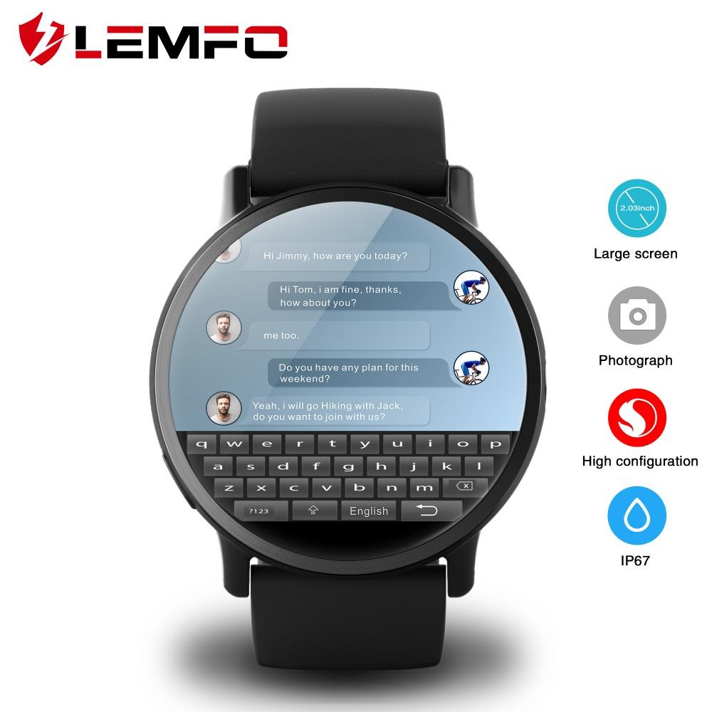 Lemfo LemX Smartwatch