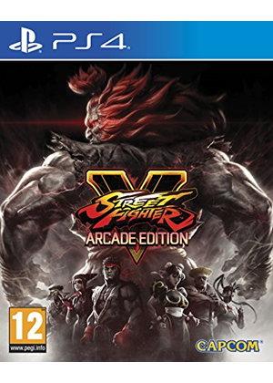 Street Fighter V Arcade Edition (Playstation 4)