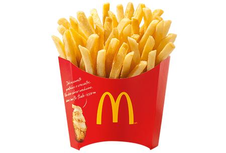 Patatas Medianas Mc Donald's a 1 euro esta semana
