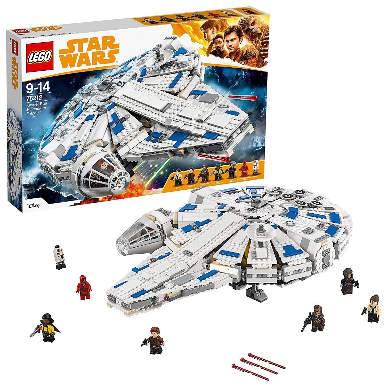 Halcón Milenario Lego Star Wars solo 79€