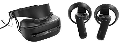 Lenovo Explorer - Gafas de realidad virtual con controladores de movimiento