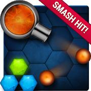 HEXASMASH 2 • Ball Shooter Physics Puzzle