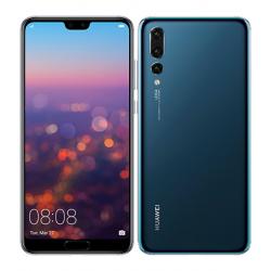Huawei P20 Lite Azul + Cristal templado desde España