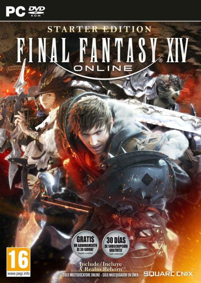 PC Final Fantasy XIV