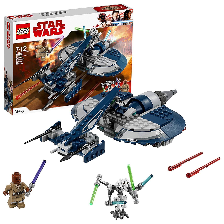 LEGO Star Wars - Speeder de Combate del General Grievous