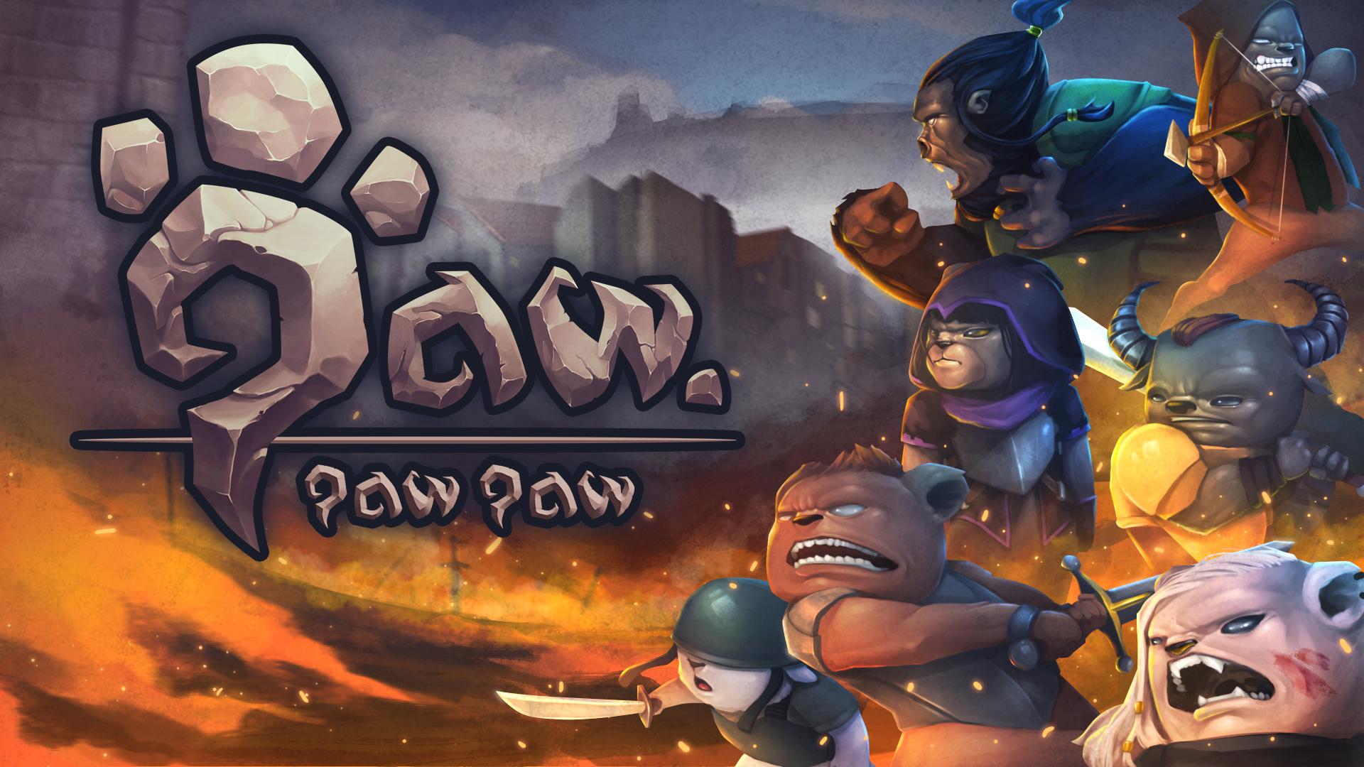 Paw Paw Paw , juega gratis la alpha