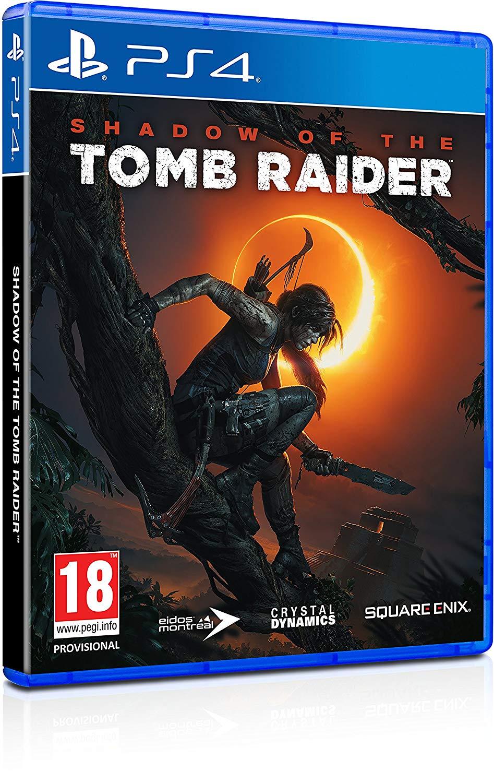 Tomb Raider para PS4 solo 23.4€
