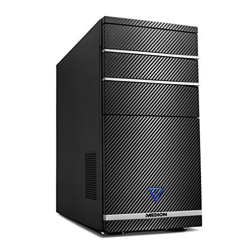 Medion M11 AMD A8-8650, GTX 1060 3 GB DDR5 1 TB+128 SSD, 8 GB RAM, Windows 10)