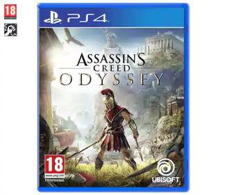 Assassin's Creed Odyssey (Playstation 4) Alcampo De Motril