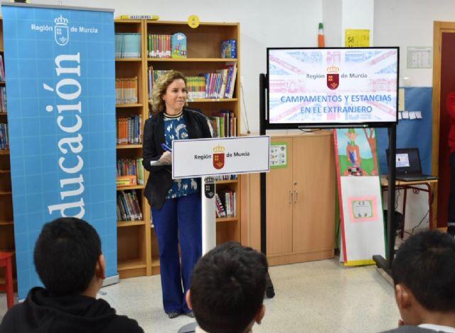Campamentos de inglés gratis en la Región de Murcia 2019