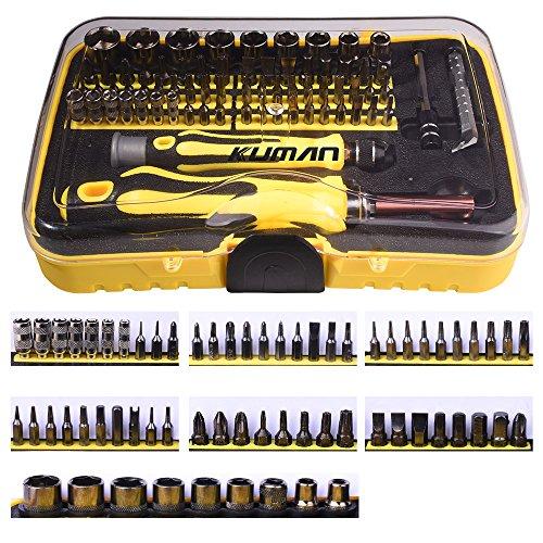 Kuman 70 herramientas en 1