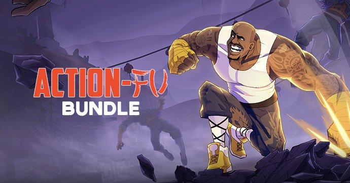 Action-Fu Bundle