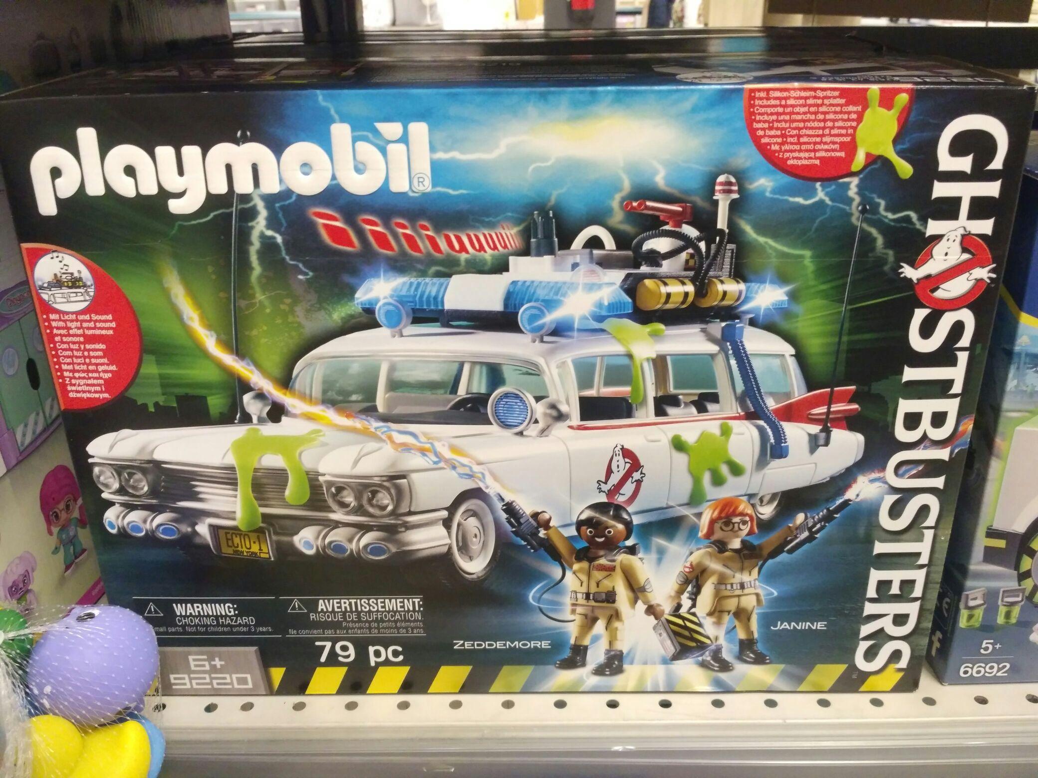 Varios Playmobil a 20€ Carrefour Nassica