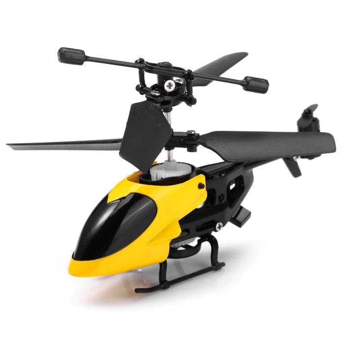 Mini helicóptero radiocontrol