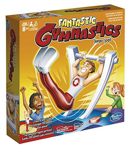 Juego Fantastic Gymnastics de Hasbro