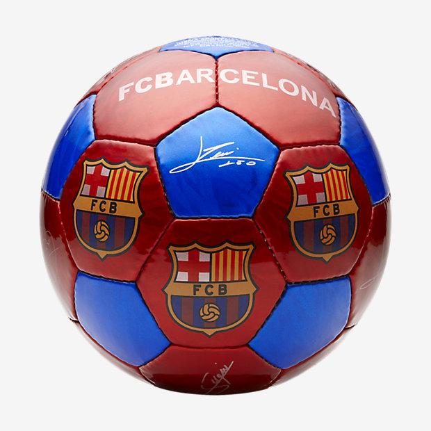 Balón de fútbol grande FC Barcelona
