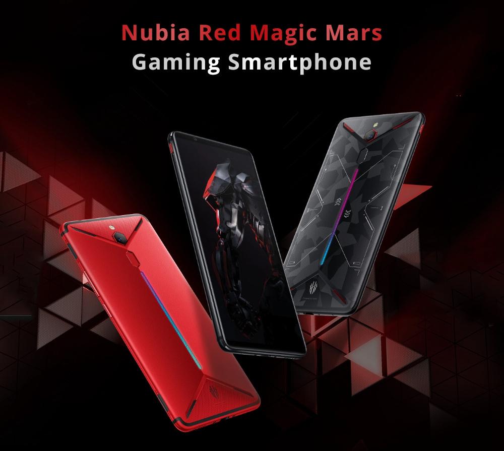 Nubia Red Magic Mars  6GB+64GB